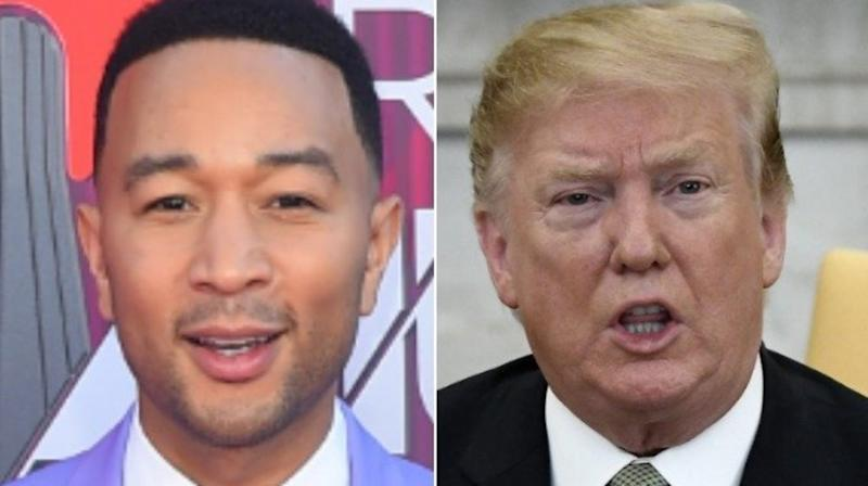 John Legend Issues Blistering Message To Donald Trump: Stop Winking At White Supremacy