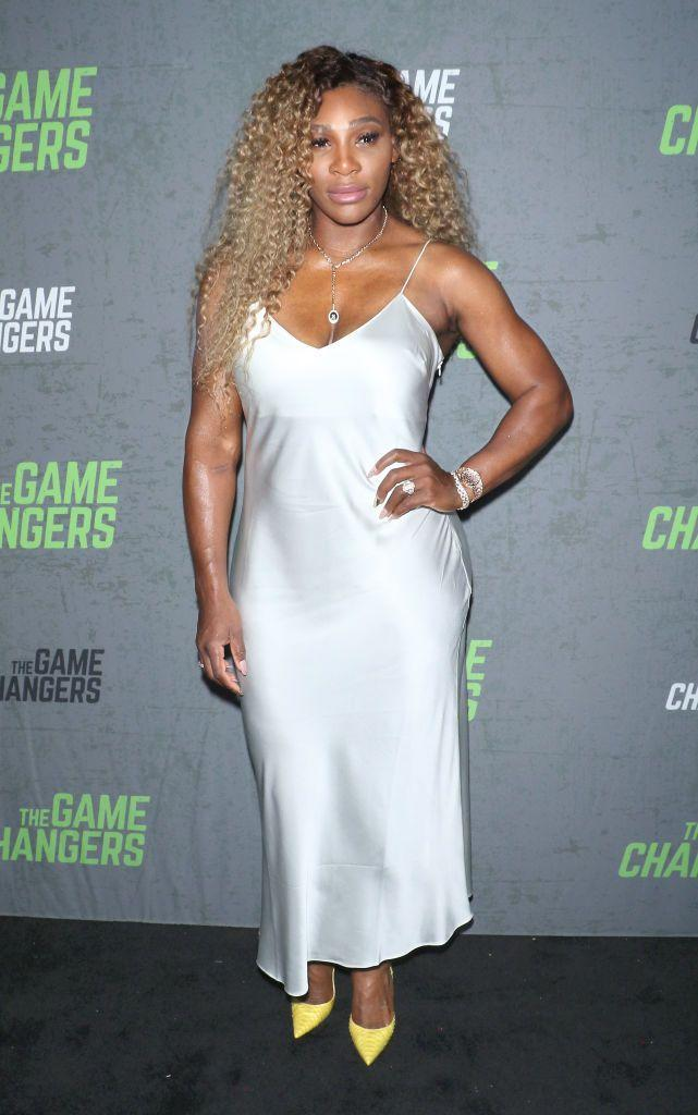 <p>Along with winning 23 Grand Slam singles and being probably the greatest athlete in the world, Serena Williams is also known for her sense of style—and even has her own fashion line. </p>