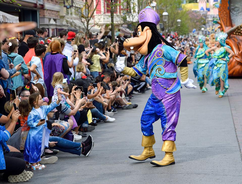 Disneyland and other theme parks are coping with the coronavirus with increased cleaning. (Photo: Jeff Gritchen, Orange County Register/SCNG)