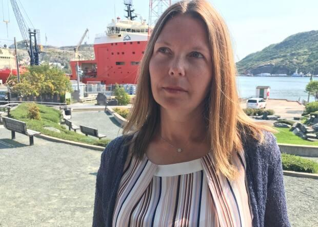 Charlene Johnson is chief executive officer of the Newfoundland and Labrador Oil and Gas Industries Association, or Noia.