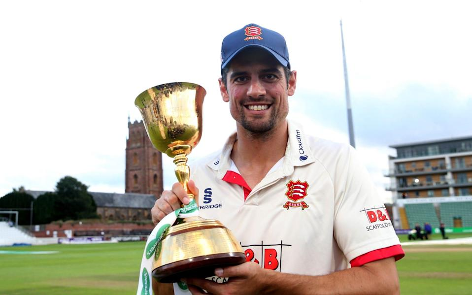 Sir Alastair Cook —County Championship 2021 predictions and your club-by-club guide - Steven Paston/PA