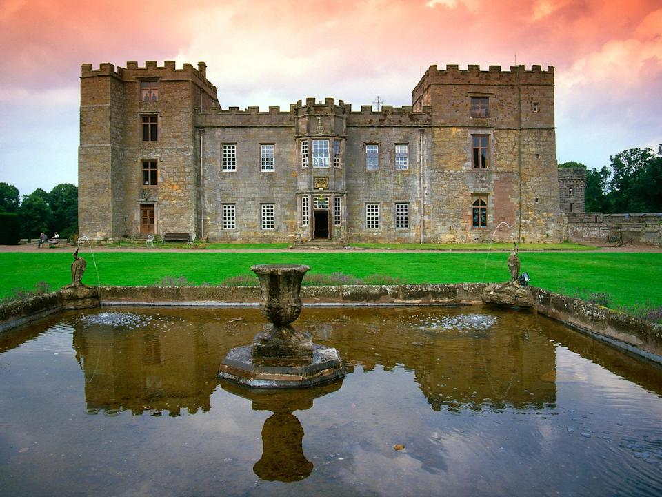 "Regarded as Britain's most haunted castle, the aptly named <a href=""http://www.cntraveler.com/galleries/2013-10-31/haunted-castle-hotels-ireland-england-scotland-france-europe/?mbid=synd_yahoo_rss"" rel=""nofollow noopener"" target=""_blank"" data-ylk=""slk:Chillingham Castle"" class=""link rapid-noclick-resp"">Chillingham Castle</a> has a horrific history of prisoner-ridden dungeons and well-used torture chambers. Its roll call of resident spooks include the whimpering ""blue boy,"" the pantry's frail ""white lady,"" and the perpetually lonesome Lady Mary Berkeley. Sign up for a castle-run ghost tour, or spend the night in a self-catering apartment—if you dare."