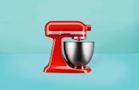 """<p>Using an electric mixer ensures light and airy cake layers, fluffy whipped cream, and icing that's velvety smooth — plus it's speedier than stirring umpteen times and much easier on your biceps. Unlike <a href=""""https://www.goodhousekeeping.com/appliances/mixer-reviews/g2281/hand-mixer-reviews/"""" rel=""""nofollow noopener"""" target=""""_blank"""" data-ylk=""""slk:hand mixers"""" class=""""link rapid-noclick-resp"""">hand mixers</a>, stand mixers free you to do other tasks while <em>they</em> do the work. </p><p>The <a href=""""https://www.goodhousekeeping.com/institute/about-the-institute/"""" rel=""""nofollow noopener"""" target=""""_blank"""" data-ylk=""""slk:Good Housekeeping Institute Kitchen Appliances and Technology Lab"""" class=""""link rapid-noclick-resp"""">Good Housekeeping Institute Kitchen Appliances and Technology Lab</a> evaluates stand mixers for how well they mix cake batter and cookie dough, knead bread dough, and whip cream and egg whites. We also look at ease of use, checking the thoroughness of the owner's manual, how you assemble the beaters and mixing bowl, how simple controls are to work and, of course, how easy each mixer is to clean. </p><p>Here are the models that beat out the rest — and ahead, we'll also explain the difference between some of the bestselling KitchenAid mixers you may have been eyeing lately!</p>"""