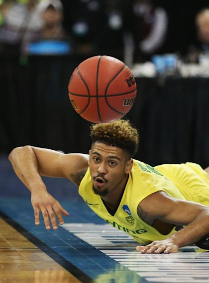Tyler Dorsey of the Oregon Ducks  (Photo by Patrick Smith/Getty Images)