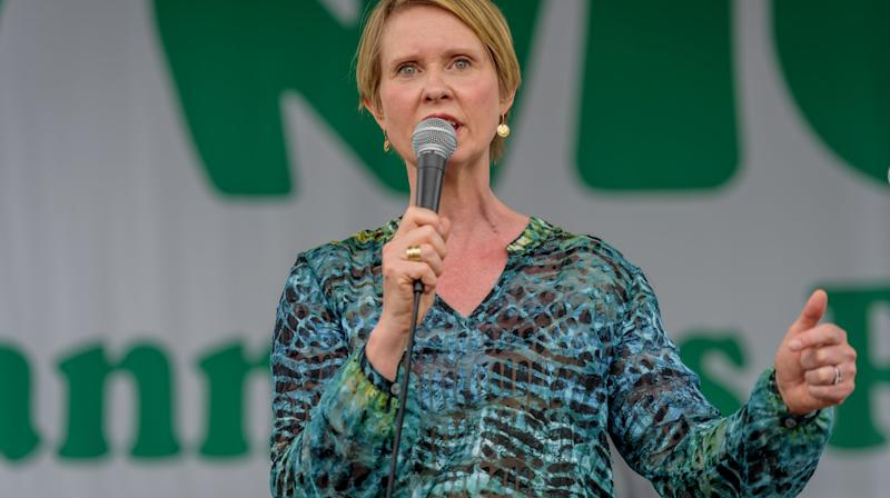 Cynthia Nixon Vows To Keep Fighting After (Predictably) Losing Party Endorsement