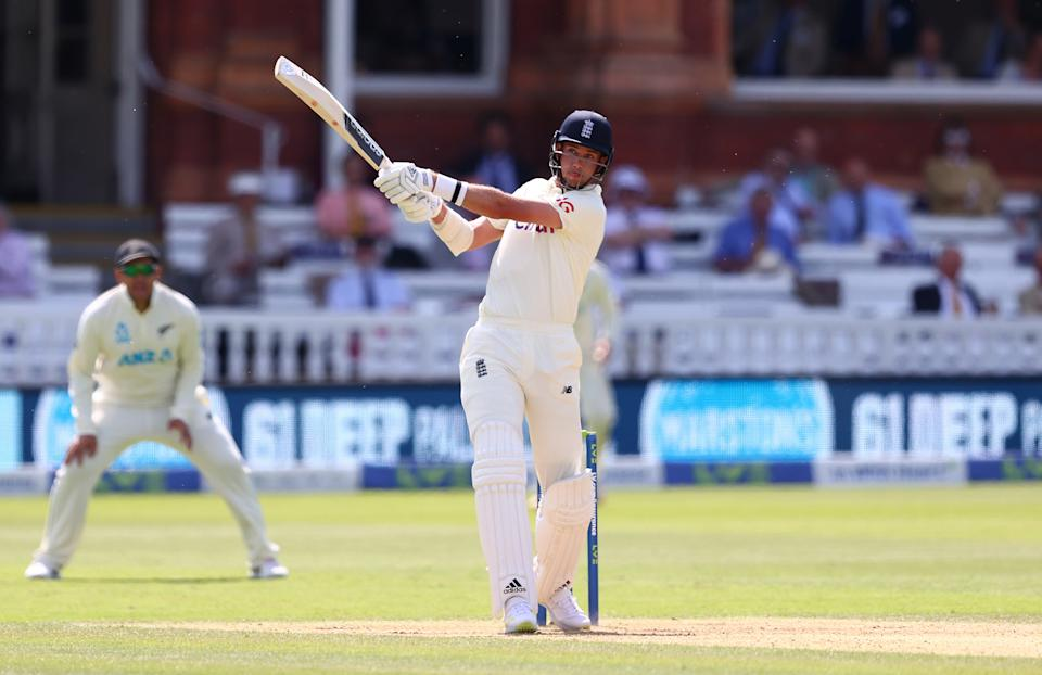 <p><strong>10 - </strong>Popularly known as Broady, SCJ Broad of team England makes it to the top 10 most sixes in WTC with ten sixes in 25 innings. He made a total of 266 runs in the series with a strike rate of 72.28.</p>