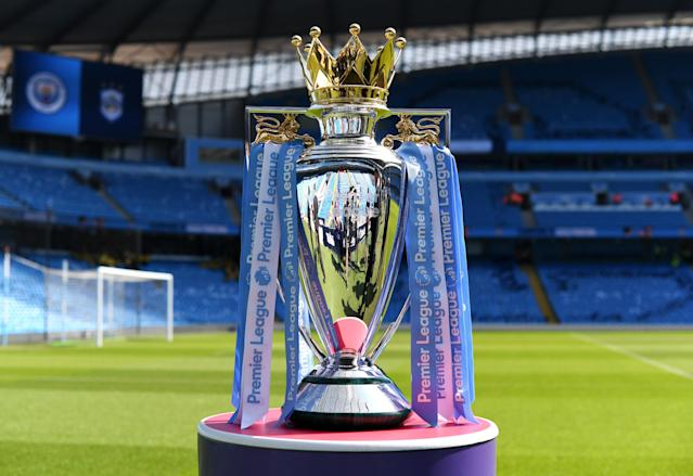 The English Premier League's 27th season kicks off Friday. (Getty)