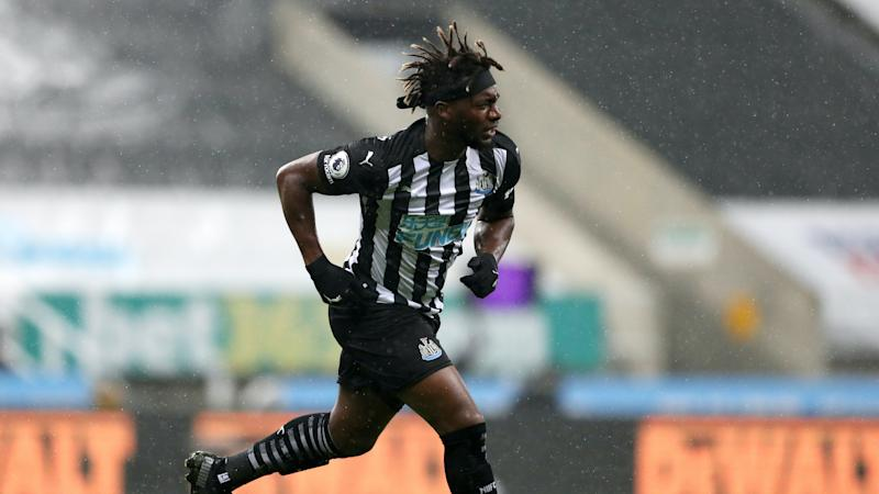 Newcastle boss Steve Bruce: Allan Saint-Maximin could be the next David Ginola