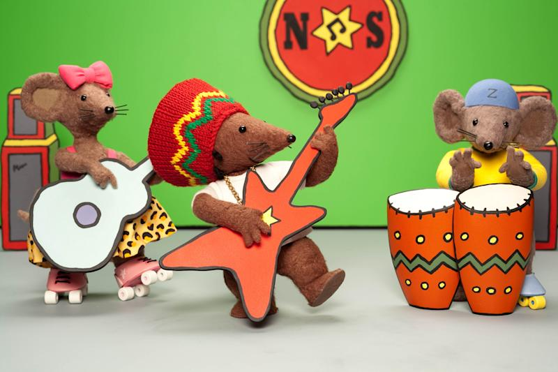 'Rastamouse' is a popular CBeebies show (BBC)