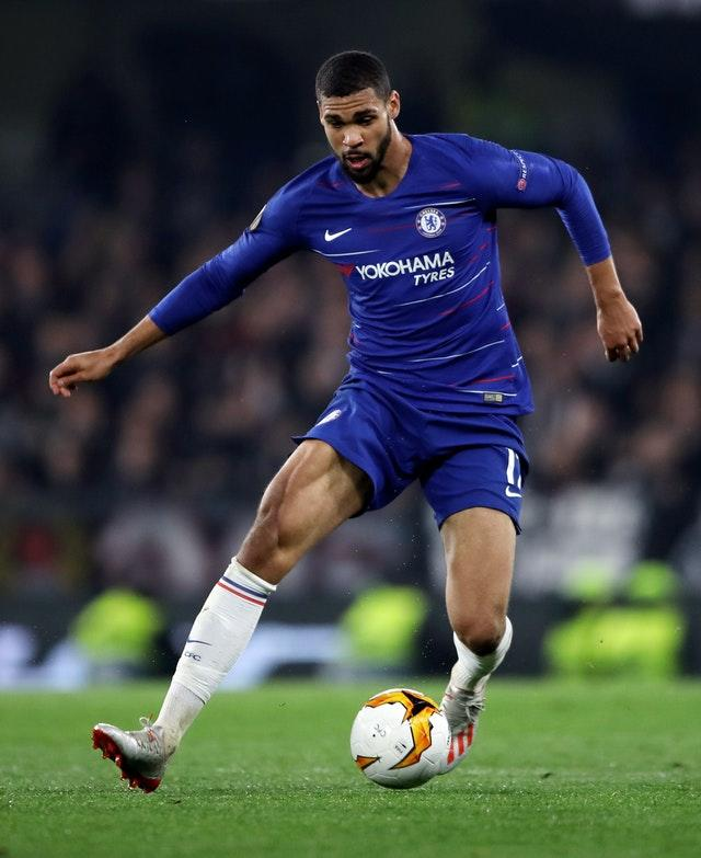 Ruben Loftus-Cheek is making a slow recovery from injury