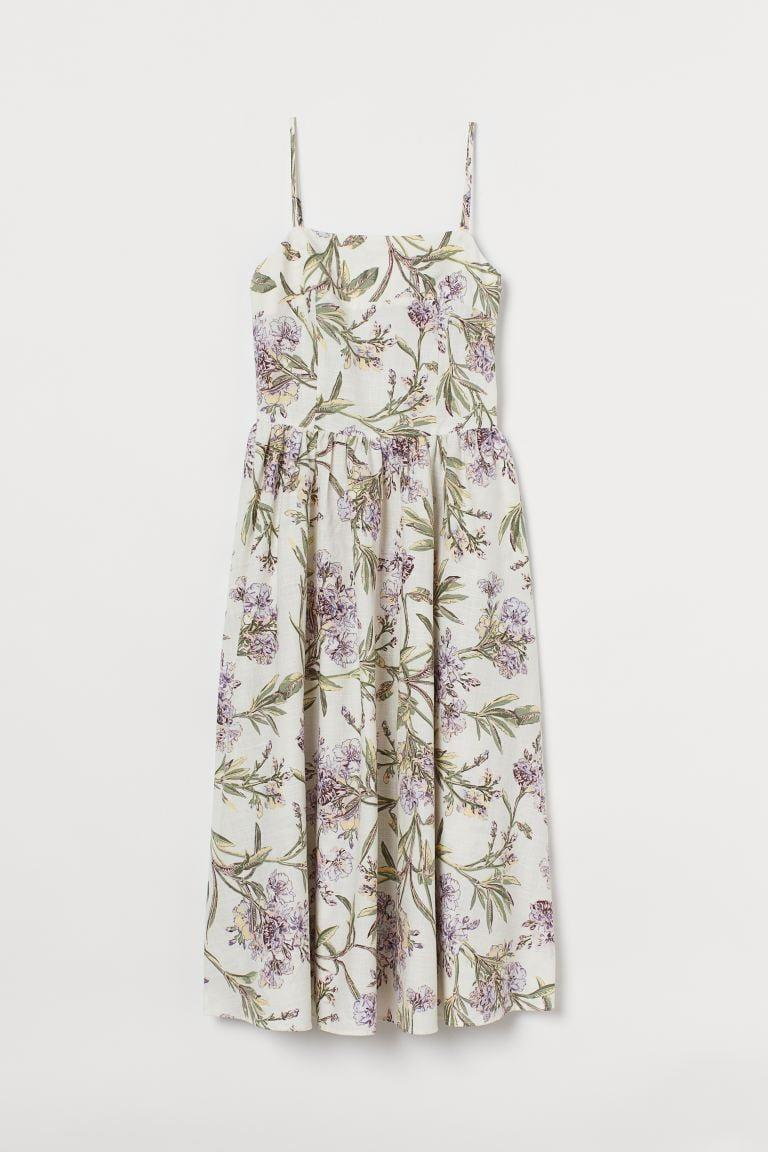<p>This <span>Sleeveless Dress</span> ($40) makes us think of weekends spent visiting farmers' markets in the country.</p>