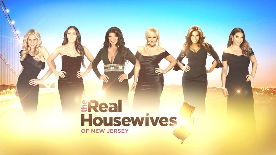 'The Real Housewives of New Jersey'. (Credit: Bravo/hayu)