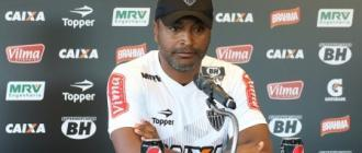 Técnico Roger Machado, do Atlético-MG