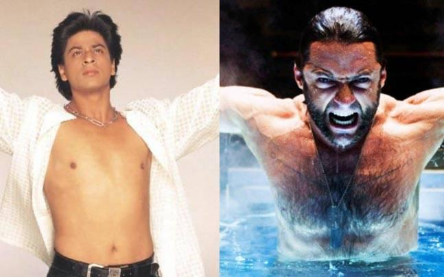 Shah Rukh Khan on playing Wolverine: I need hair on my chest