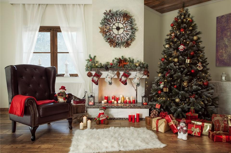 A beautifully decorated Christmas tree is seen as the centrepiece for most homes over the festive season. Photo: Getty