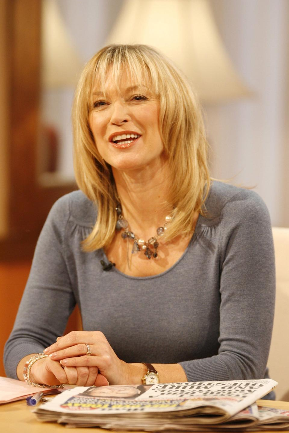 Another EastEnder who graced the Loose Women panel was Gillian Taylforth – better known as Walford's Kathy Beale.<br /><br />The actress enjoyed two stints as a Loose lady, first in 2006 and again in 2008.
