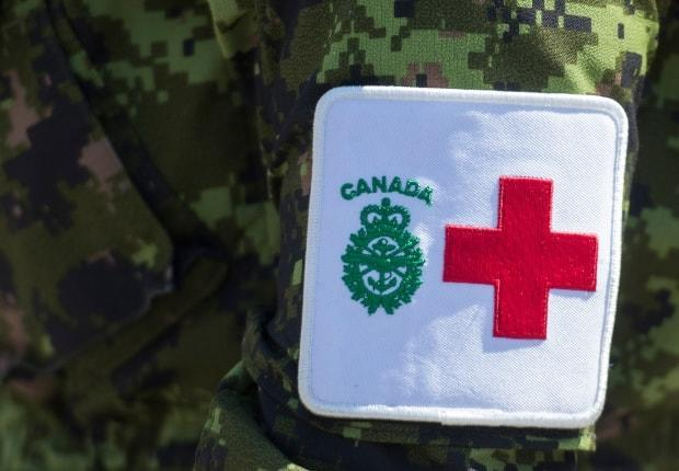 The military team will have to confirm where and how they will be implemented into Alberta's health-care system, a news release says. (Graham Hughes/The Canadian Press - image credit)