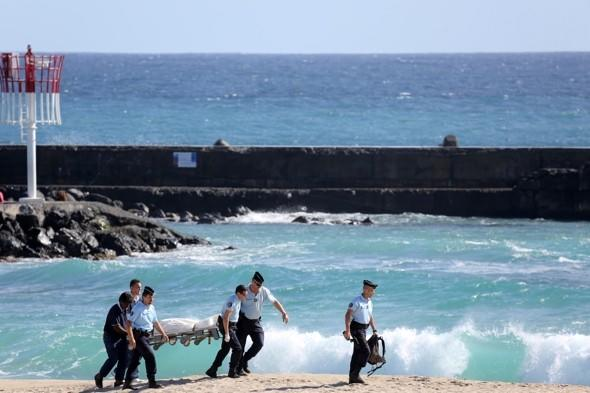 French honeymooner killed in shark attack in Reunion