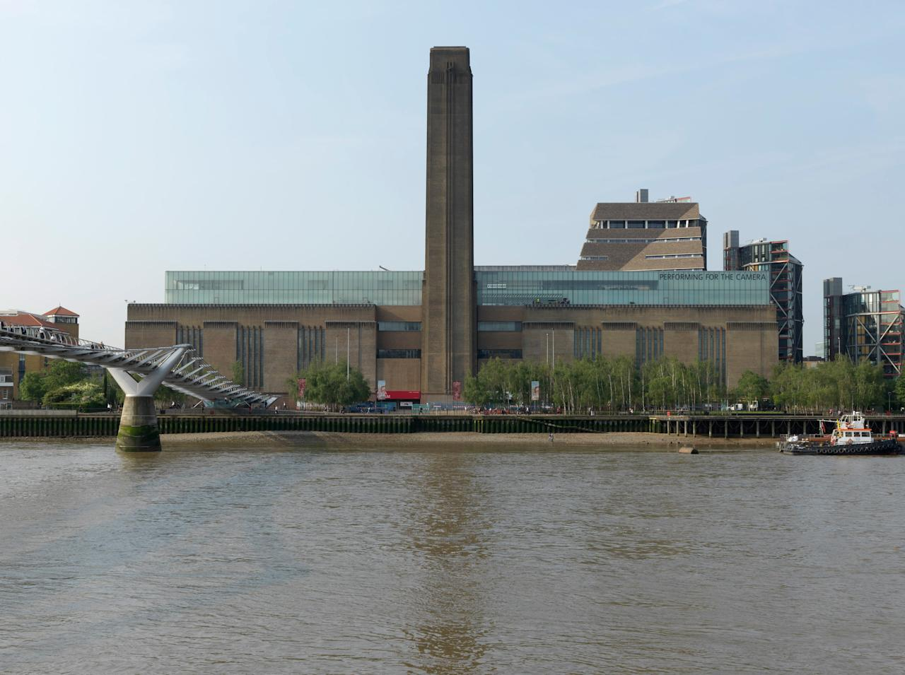 <p><strong>Zoom out. What's this place all about?</strong><br> This former oil-fired power station sits smugly in the center of the South Bank, knowing that you're interested in what's going on inside. It's filled to the rafters with paintings and sculptures by the likes of Picasso, Dali, Warhol, and Rothko, all set off perfectly by that gritty industrial interior. The new, twisted brick Switch House extension has doubled the hanging space and does a nice line in river views from the top floor.</p> <p><strong>What will we find in the permanent collection?</strong><br> The collections span 1500 to the present day but are split into abstract themes rather than eras—don't think too hard, just pick one and dive in. Among the vast range of works are classics, such as Sir John Everett Millais' <em>Ophelia</em> to Henry Moore's moving sculpture.</p> <p><strong>What about temporary exhibits?</strong><br> It's rare that any exhibition at Tate Modern is awaited with anything less than bated breath. Whether they're the paid shows across the mid-levels of the institution or the vast and clever commissions to take over the massive space that is the Turbine Hall, you're pretty much bound to be blown away. Of the current free shows, Kara Walker's <em>Fons Americanus</em> in the Turbine Hall (until Apr 2020) is absolutely incredible, a huge 13-meter-tall working fountain inspired by the Victoria Memorial—not a celebration of the British Empire, rather a wondrous critique. Of the ticketed shows Olafur Eliasson's <em>In Real Life</em> collects a series of colorful and captivating installations using rainbows and shadows, geometry and motion to embrace our senses and engage with topical issues of climate change, energy and migration. (Until Jan 2020, tickets around $20)</p> <p><strong>What did you make of the crowd?</strong><br> Art lovers, trendy students, families and everyone in between, the Tate crowd is packed and varied and any given day you'll find numerous tourists from everyw