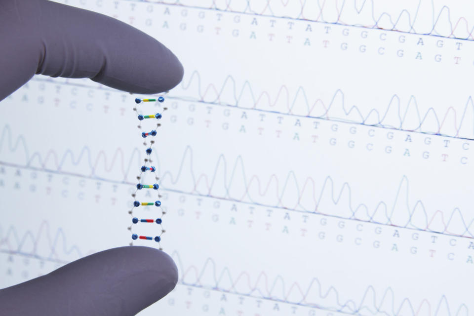 AI in genome sequencing