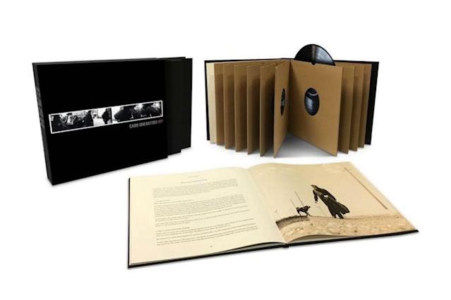 <p>This is the vinyl version of the 2003 CD set released after Cash's death. It features nine LPs with a coffee table book that comes in a cloth-lined slipcase. Vinyl is the perfect medium to enjoy these earthy recordings made by the country legend during his final years with producer Rick Rubin. (Photo: American Recordings) </p>
