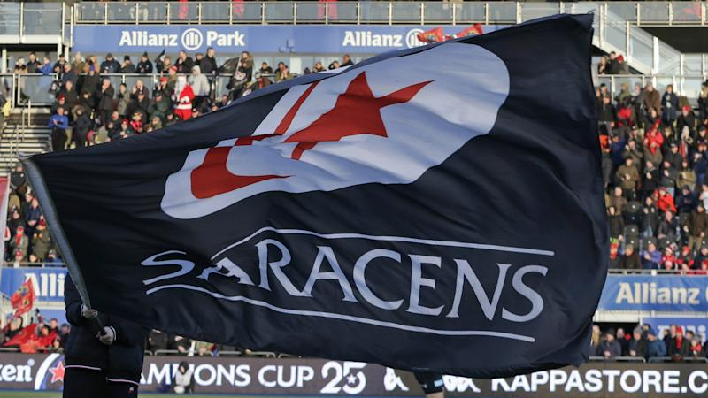 Saracens chief Griffiths resigns after less than a month with crisis-hit club
