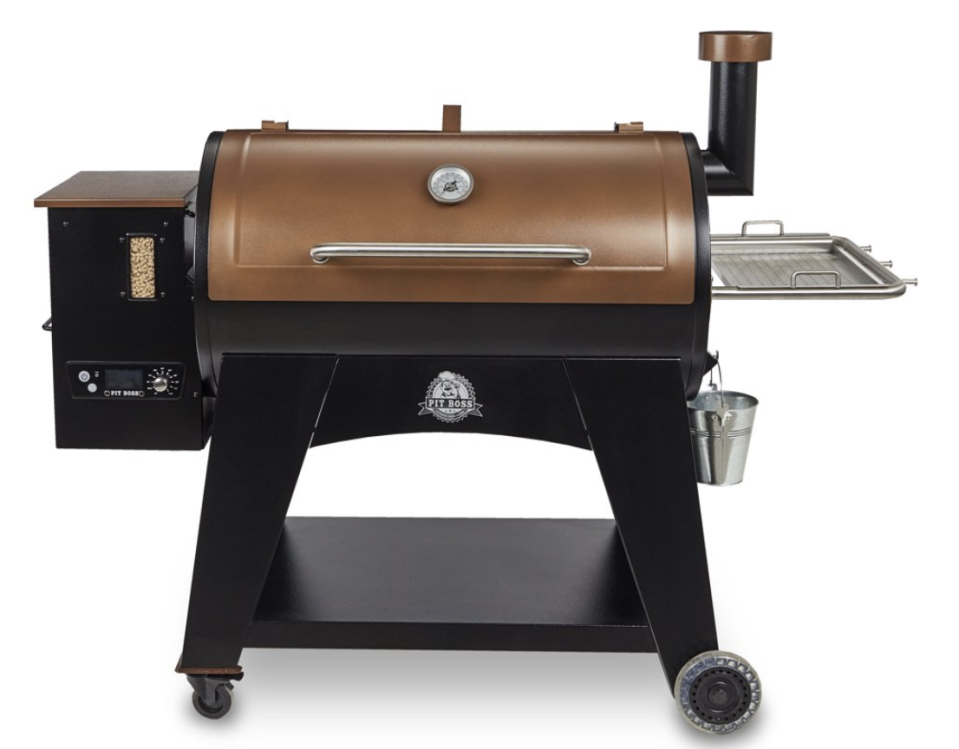 This extra large grill leaves plenty of room for all your meats and veggies. (Photo: Walmart)