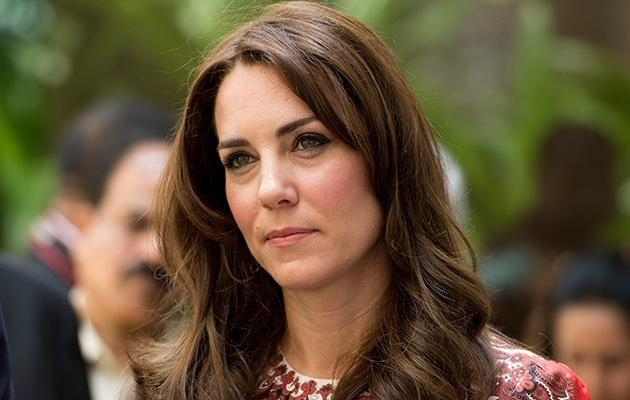 Kate Middleton, seen here on the royal tour, had topless pictures of her taken while she holidayed in France in 2012. Photo: Getty Images.