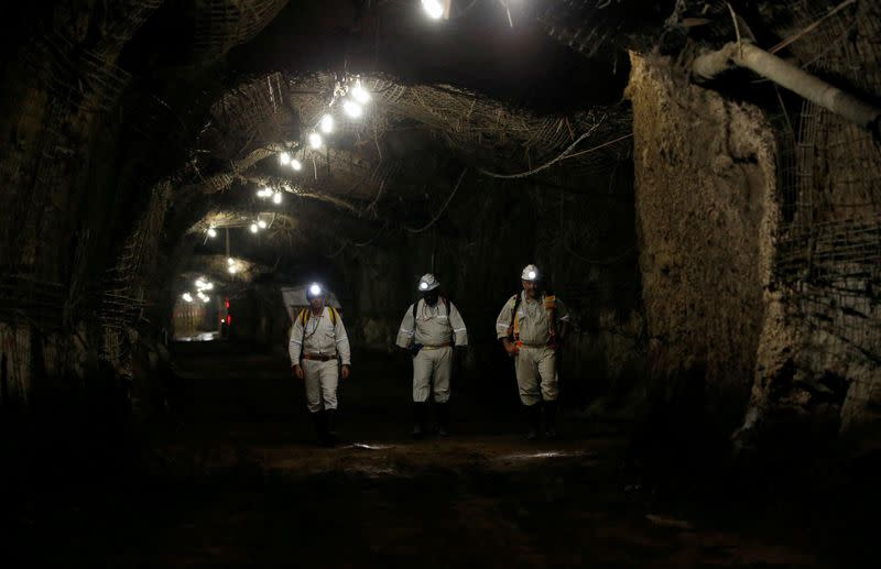 South African miners keen to start generating their own power