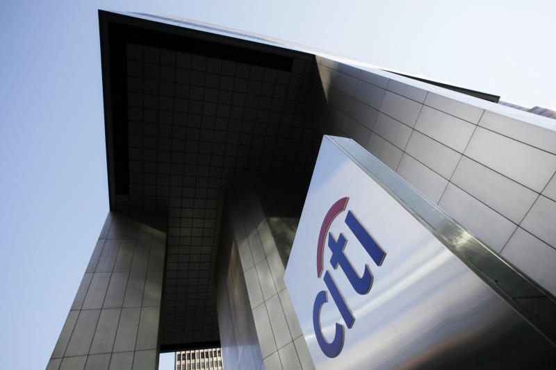 Ahead of the Bell: Citigroup