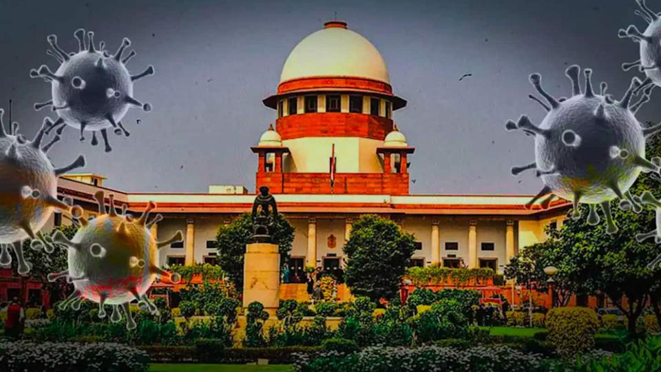 COVID-19 victims entitled to compensation, government to decide amount: SC