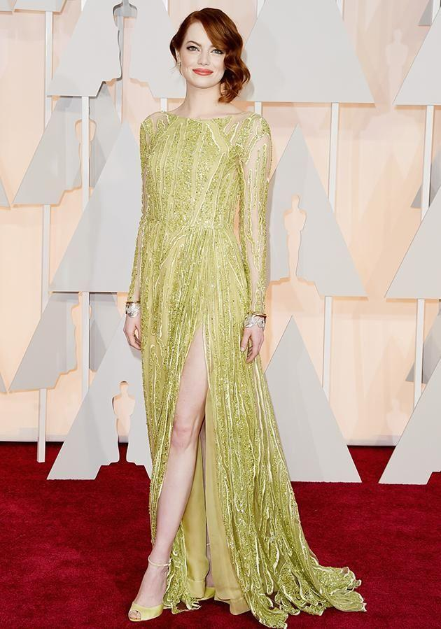 Emma Stone that her real name is in fact Emily Stone and she wants it back. Photo: Getty Images.