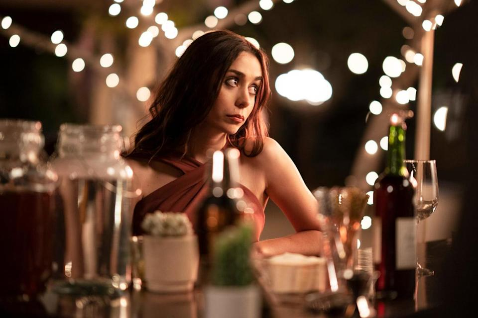 Cristin Milioti in 'Palm Springs' (Hulu)