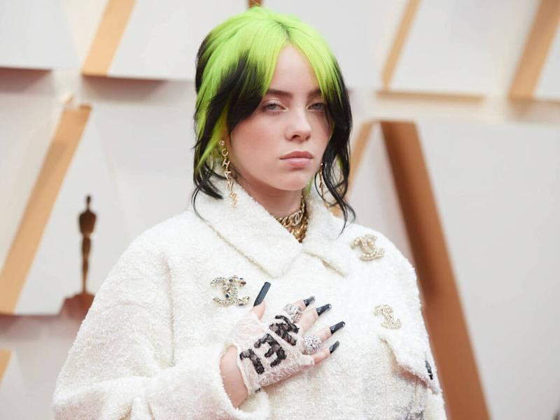 Billie Eilish to lead Just Vote campaign