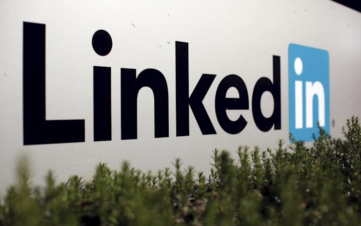 The professional networking site will reduce its headcount by 6 per cent - Robert Galbraith/Reuters