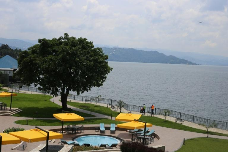 The Serena is the first five-star hotel in Goma, a city in eastern Democratic Republic of Congo in a region better known as a stronghold of dozens of armed groups than as a tourist destination