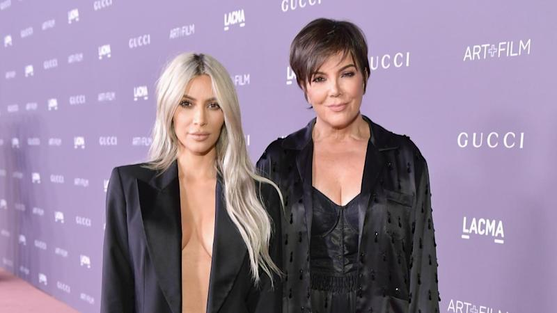 Kris Jenner, Kim and Rob Kardashian Respond to Blac Chyna's Lawsuit Against Family