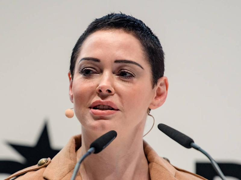 Rose McGowan accuses Alyssa Milano of being a 'fraud' in Twitter feud