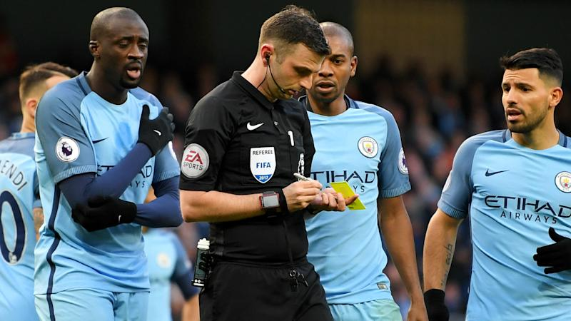 Manchester City charged after player protests against Liverpool