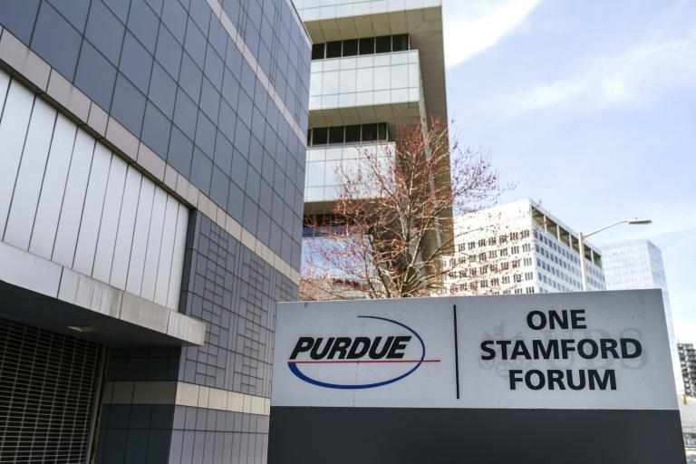 Purdue Pharma, controlled by the Sackler family, is accused of fueling the US opioid epidemic through sales of its painkiller OxyContin