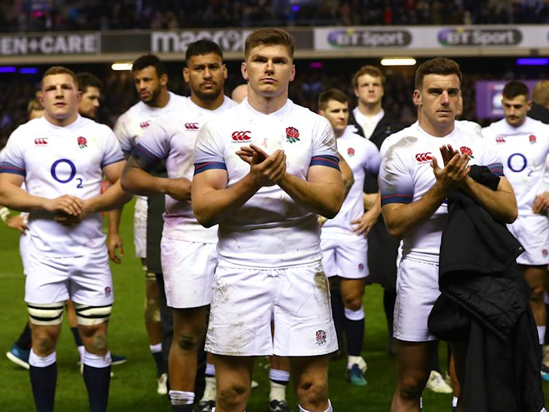 Owen Farrell to captain England against France as Dylan Hartley misses out with injury