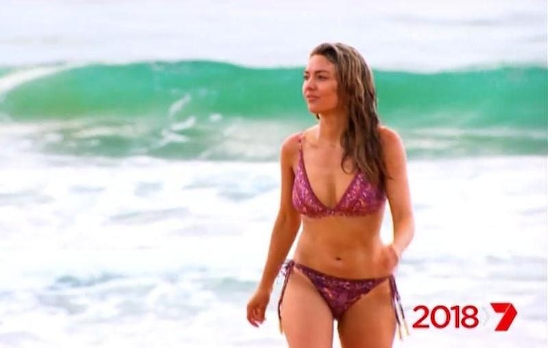 Summer Bay is about to get so much hotter in 2018, and it's all thanks to Home and Away's new cast member, Sam Frost. Source: Channel Seven