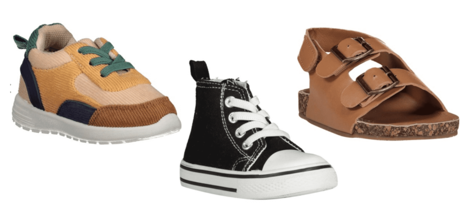 Baby's shoes from Best&Less