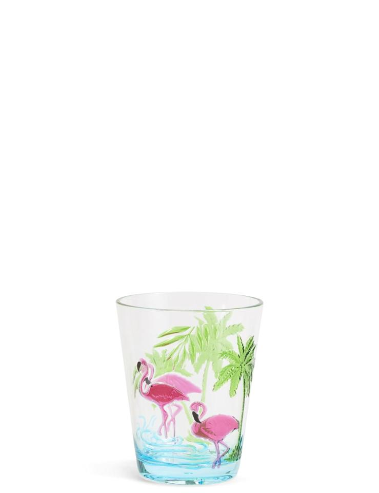 """<p><a class=""""body-btn-link"""" href=""""https://go.redirectingat.com?id=127X1599956&url=https%3A%2F%2Fwww.marksandspencer.com%2Fflamingo-tumbler%2Fp%2Fp60218003&sref=http%3A%2F%2Fwww.housebeautiful.com%2Fuk%2Flifestyle%2Fshopping%2Fg27886010%2Flove-island-flamingo-glasses-marks-spencer%2F"""" target=""""_blank"""">BUY NOW </a><em></em></p><p>Get the look with this fun flamingo tumbler. It is loved by many of this year's <em>Love Island</em> contestants and could be yours for just £3. Make sure to snap it up before it sells out...</p><p>And there's also a <a href=""""https://www.marksandspencer.com/flamingo-jug/p/p60218008?prevPage=srp"""" target=""""_blank"""">flamingo jug</a>, perfect for serving up a summer cocktail.</p>"""