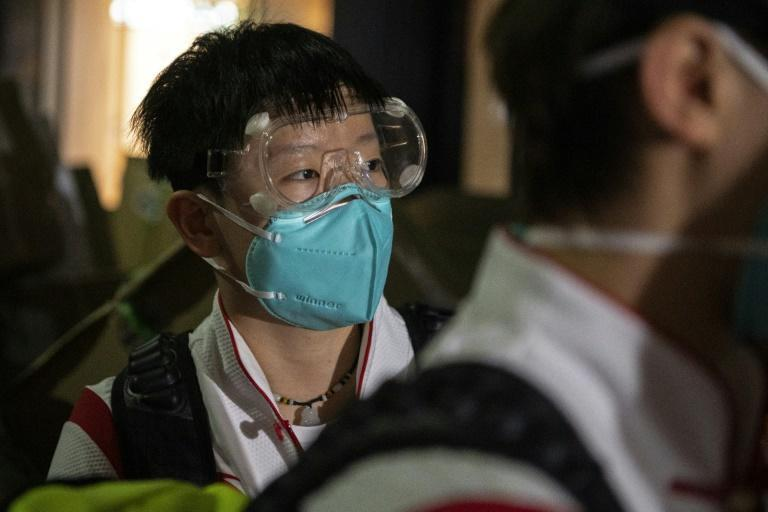 China table tennis player Sun Yingsha is one of thousands of athletes arriving in Tokyo