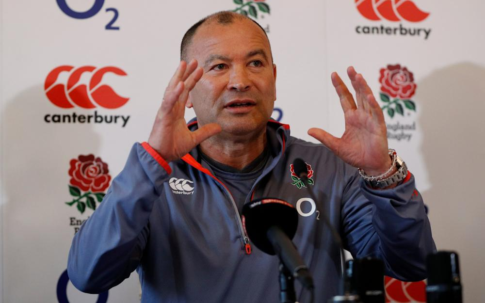 Eddie Jones - Credit: ACTION IMAGES