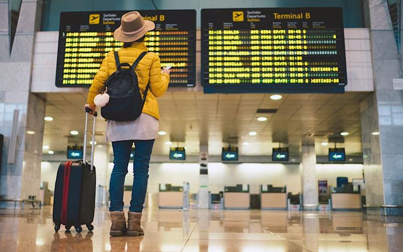Passenger rights after a cancellation are enshrined in EU law - istock