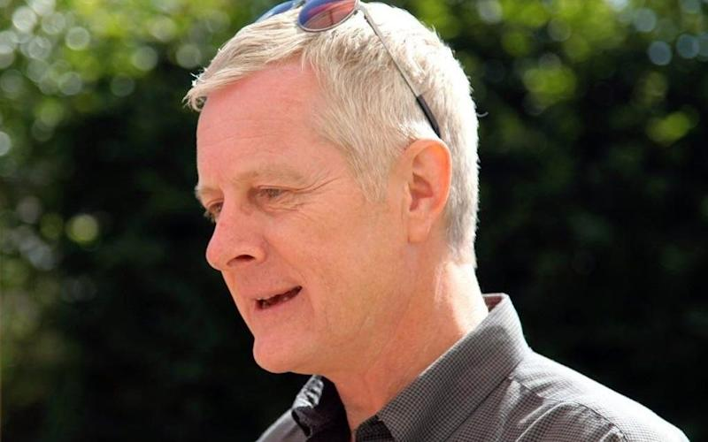 Guy Hedger was killed during a raid on his home in Dorset - pixel GRG