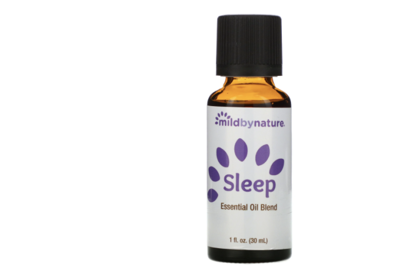 Mild By Nature, Sleep, Essential Oil Blend. (PHOTO: iHerb)