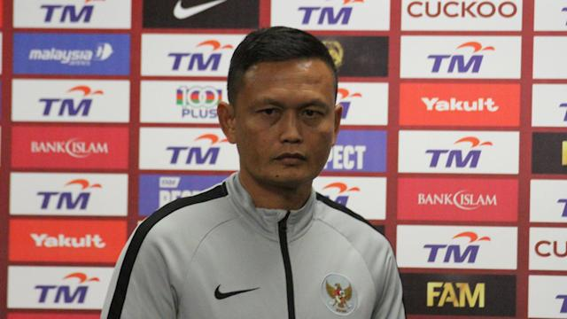 Indonesia will not be intimidated by a packed Bukit Jalil, insisted coach Yeyen Tumena.